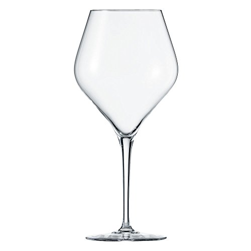 Schott Zwiesel Finesse Rotweinglas, Glas, transparent, 36.5 x 24.4 x 24.3 cm, 6-Einheiten