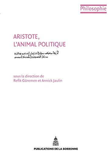 Aristote, l'animal politique par Annick Jaulin
