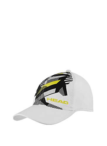 HEAD Light Function Cap Unisex, Einheitsgröße, Unisex - Erwachsene, Weiß (WH)