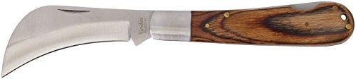 Linder Klassisches Gärtnermesser, Mehrfarbig, 10 cm