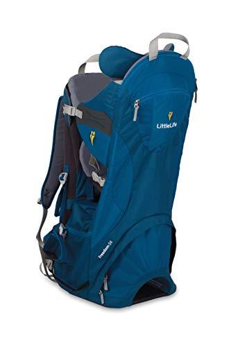 LittleLife Freedom S4 Kindertrage, Blue, 75x33x32 cm