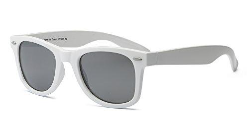 Swag Lunettes de soleil enfant Taille 10 + Blanc blanc