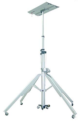 KSF CM520 | Tragbarer elektrischer Montagelifter, Markisenlift Storenlift, Pergola Terrassendächer Lift, Montagelifter für Klimaanlagen u. Lüftungsbau (5.20m, 90kg