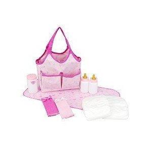 You & Me Puppe Zubehör Tasche–Light Pink