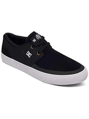 DC Shoes Wes Kremer 2 S, Sneakers basses homme Noir - Black/Gold