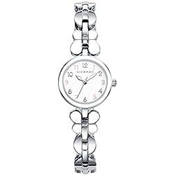 Uhr Viceroy Mädchen 40942-05Stahl mit Details in Emaille
