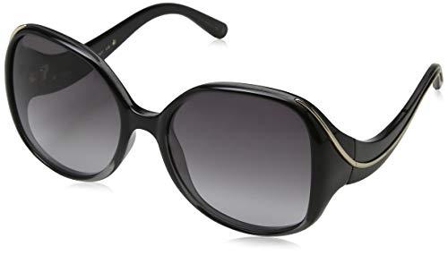Chloè Damen CE728S 002 58 Sonnenbrille, Gradient Black
