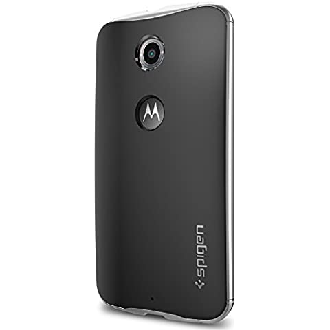 Spigen Nexus 6 Case Neo Hybrid Satin Silver SGP11239