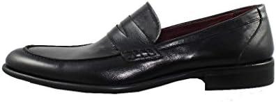 Zapatos manoletinas de vestir color negro con detalle antifaz