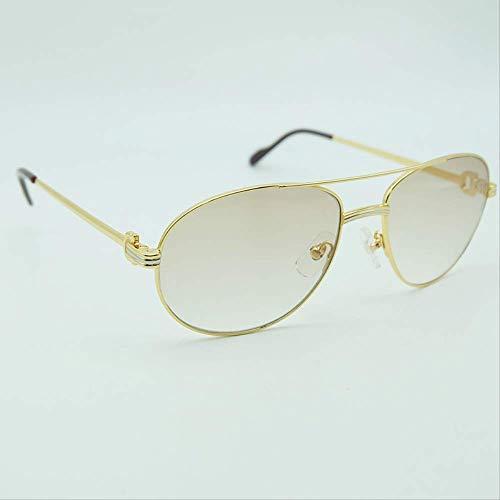 LKVNHP Hohe Qualität Vintage Sonnenbrille Frauen Herren Sonnenbrille Carter Brillengestell Sonnenbrille Oval Shades Männer