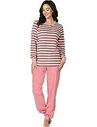 881e246558 Suchergebnis auf Amazon.de für: frottee schlafanzug damen - Pink ...