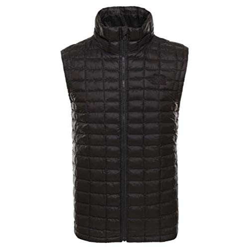 The North Face Hombres Thermoball Eco Chaleco L Black