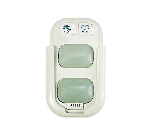 LED Wasch und Zahnputz Timer Zahnputzuhr Zahnputzhilfe für Kinder