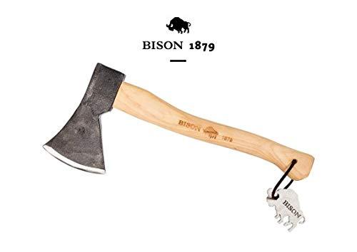 Bison 1879 800g Universalbeil Bison1879 600g-HY 360 mm, Natur