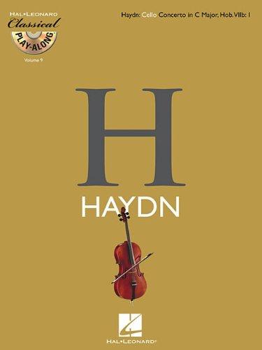 Cello Concerto in C Major, Hob. Vllb: 1 (Classical Play-Along)
