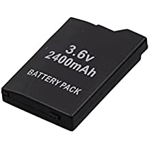 booEy Akku Batterie für PSP2000 PSP3000 PSP 2000 3000 Li-ion 2400mAh
