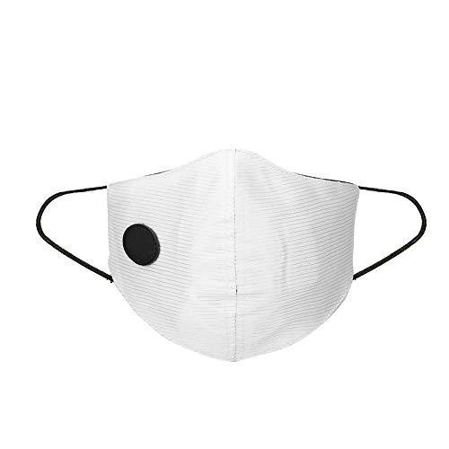 LED Staubmaske - Dewin Luminous Light Super Cool LED Staubmaske für Kostümparty, Fancy Ball Carnival Night, 7 Farben