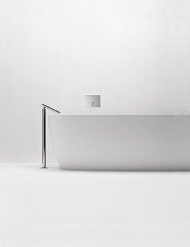 Agape Square Mixers bathtub tap set with mixer ARUB0961L