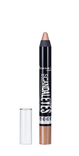 Rimmel London Scandaleyes Shadow Stick, 002 Bulletproof Beige, 0.25 g