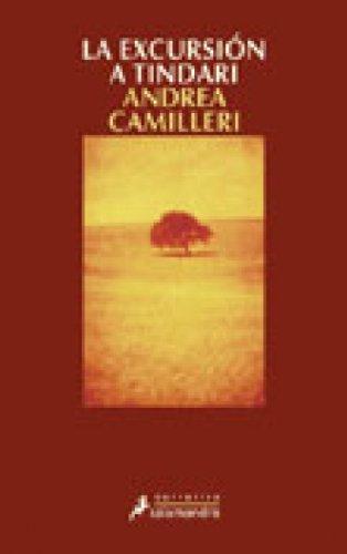 La excursión a Tindari (Montalbano nº 5) por Andrea Camilleri