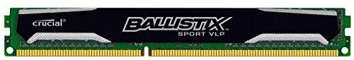 Spreader Form (Ballistix Sport VLP 4GB Single DDR3 1600 MT/s (PC3-12800) UDIMM 240-Pin Memory - BLS4G3D1609ES2LX0CEU)
