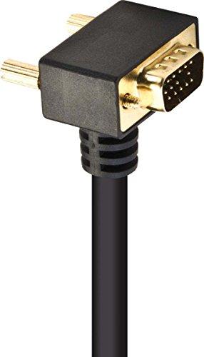 Kindermann 74830001055m HDMI VGA (D-Sub) schwarz Kabel und Adapter Video - D-sub-hd15-video