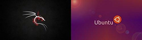 2 DVD Pack (Kali Linux 32 Bit 2018) + Ubuntu 18.04 64 Bit Bootable Installation DVD