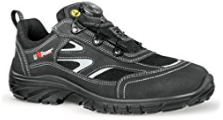 U-Power - Chaussure de sécurité basse WHEEL S1P SRC ESD - - BOA - ESD U-Power 4c2d8c