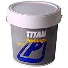 Titan M130075 - Pintura parkings 4 l gris