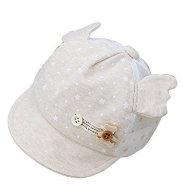 Pasabideak Sommer Baseball Gap Button Bär Kinder Cap -