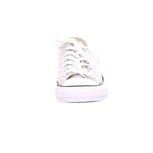 Skechers Damen Go Walk 4-Achiever Sneakers silber - weiß