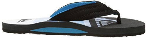 Blau white Quiksilver Zehentrenner blue Basis black Herren 4RgRq
