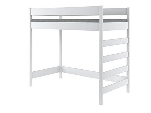 Hubi Loft Bunk Bed Cama alta