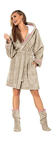 womens-luxury-soft-bath-robe-housecoat-dressing-gown-bathrobe-with-belt-and-hood-knee-length-size-s-