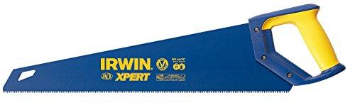 Irwin 10505545 Xpert Scie Egoïne à Revêtement PFTE 8T/9P, Bleu/Jaune, 500 mm