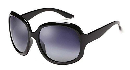 UCCOK Polarisierte Sonnenbrille Fahren Sonnenbrille Star Modelle Wild Big Box Sun Glasses