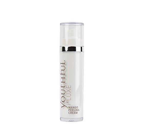 Youthful Cosmetics Mango Peeling Cream Enzym Peeling, 1er Pack (1 x 50ml) (Gesicht Enzym)