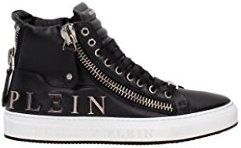 Philipp Plein Sneakers Vibes Herren   Leder (SM162625) EU