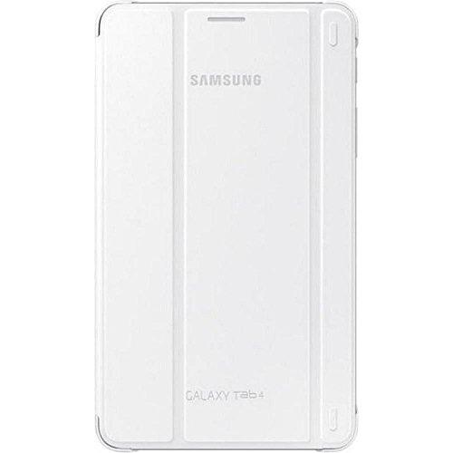 hülle Book Cover Case für Galaxy Tab 4 7.0 Zoll - Weiß ()