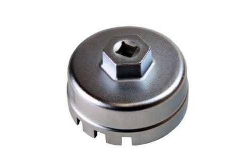 vorlux von Bergen Universal Toyota Öl Filter Cap Schraubenschlüssel 64,5mm x14Flöten B3057 öl Filter Schraubenschlüssel Für Toyota