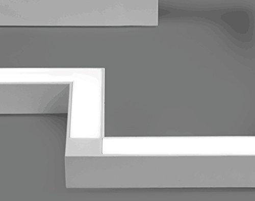Plafoniere Led A Soffitto : 30w led plafoniera moderno acrilico bianca pendente lampadario
