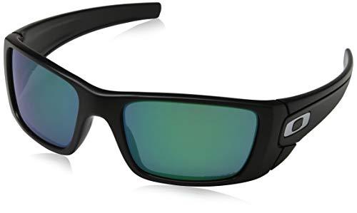 Oakley Herren Fuel Cell 9096j4 Sonnenbrille, Schwarz (Negro), 60
