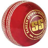 SS Yorker Leather Cricket Ball, by Shrinath Sports
