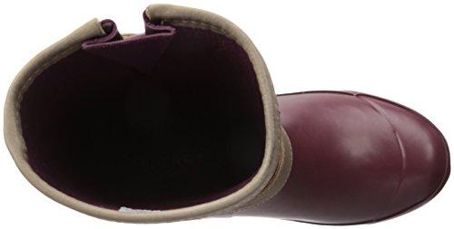 Sperry - Stivali di gomma Donna Purple
