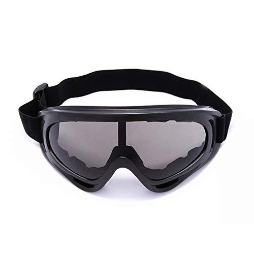Alte Green Fahrrad Gläser CS Brille Motorrad-Windschutzscheibe Ski-Brille,D