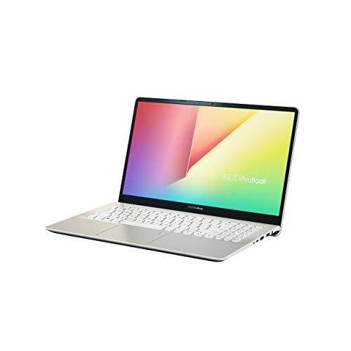 """Asus VivoBook S530UF-BQ275T Monitor 15.6"""" FHD No Glare, Intel Core i7-8550U, RAM 8 GB e 16 GB Optane Memory, HDD da 1TB, Oro"""