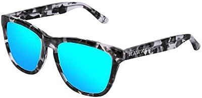 Hawkers, One X Grey Tortoise Clear Blue  - Gafas De Sol para unisex, color grey tortoise clear blue, talla Talla única