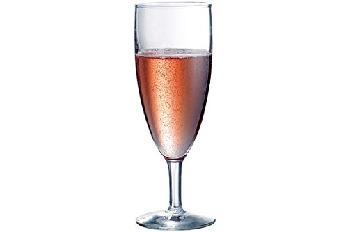 Durobor 951/15 Napoli vetro di champagne 150ml, 12 bicchieri, senza contrassegno di riempimento