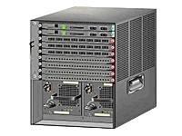 Cisco Systems Catalyst 6509 Bundle Grundeinheit +1 x Netzteil (2500 W) +Lüfter -