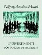 17 Divertimenti For Various Instruments (Full Score): Partitur für Kammerorchester (Dover Music Scores)